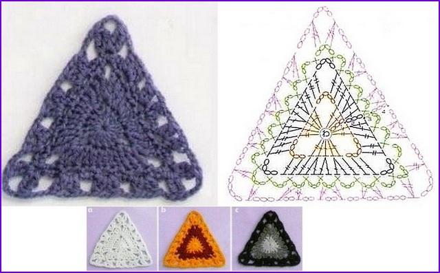 треугольный 5