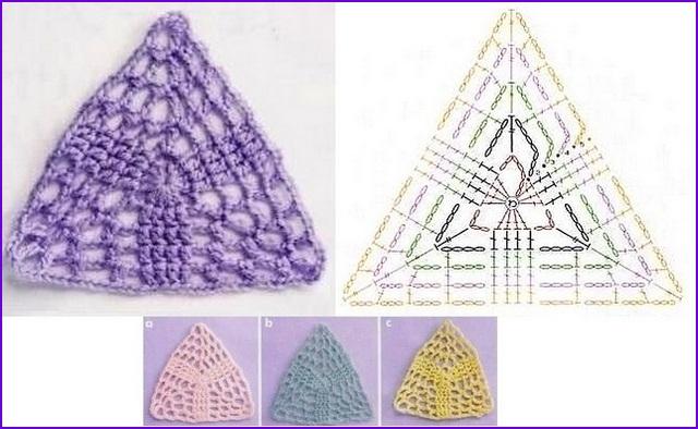 треугольный 7