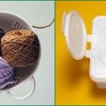 Примеры решения проблем с запутыванием пряжи
