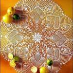 Фото салфеток с элементом «ананас»